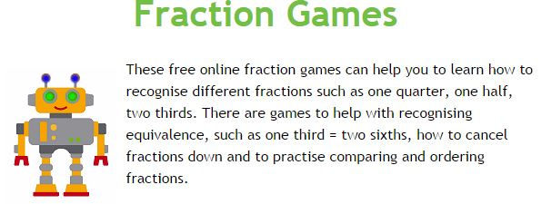 Fraction Games photo