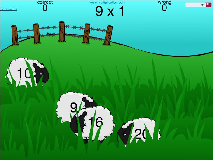 farming maths games